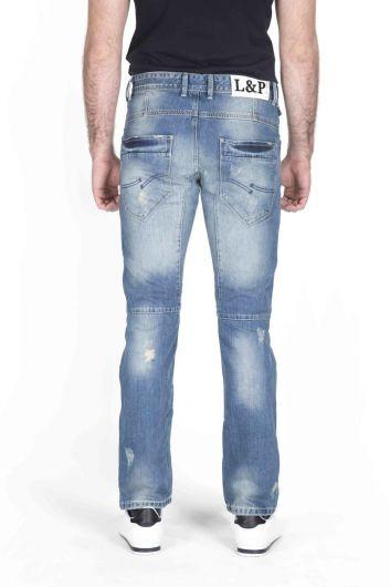 LAST PLAYER - Мужские джинсовые брюки Last Player (1)