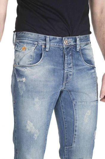 Мужские джинсовые брюки Last Player - Thumbnail
