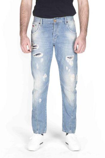 Last Player Men's Jeans - Thumbnail