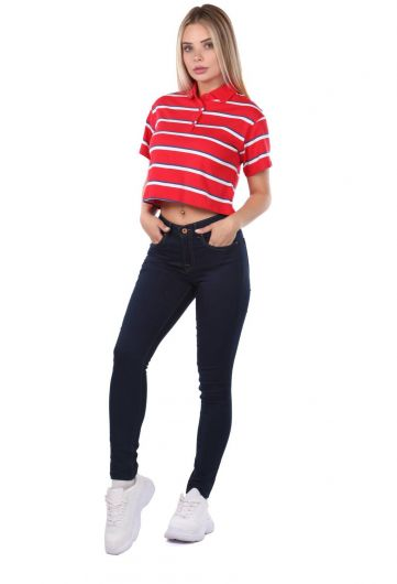 Last Player Women Jeans - Thumbnail