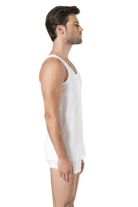 Pierre Cardin Men's 2-Piece Stretch Undershirt