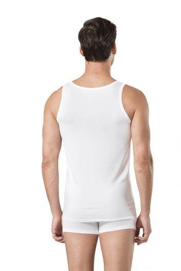 Pierre Cardin Men's 2-Piece Stretch Undershirt - Thumbnail