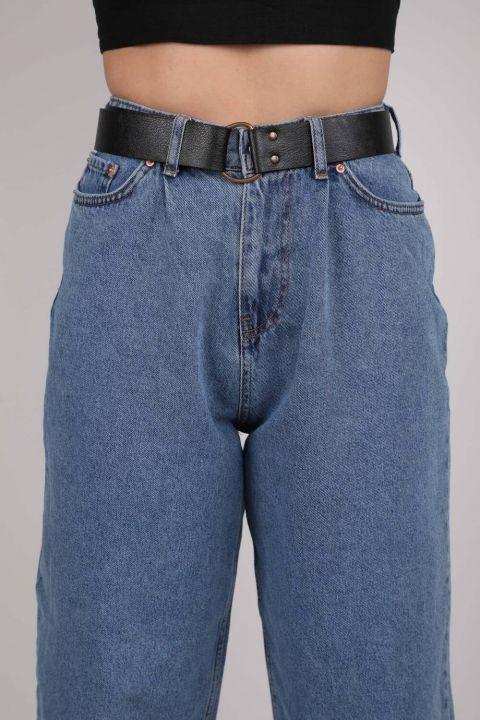Manual Leather Belt