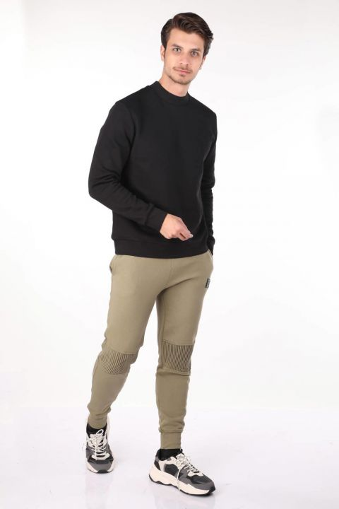 Markapia Crew Neck Sweatshirt