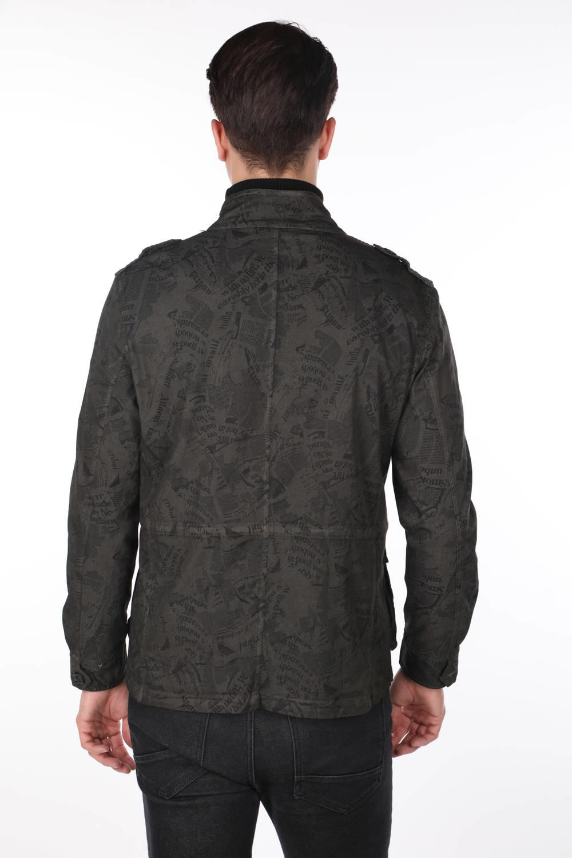 Markapia Desenli Ceket