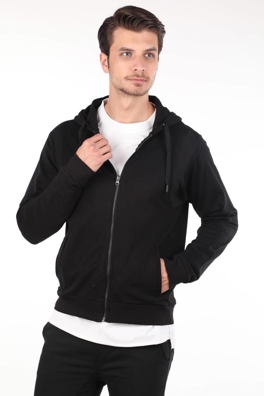 Markapia Hooded Men's Cardigan