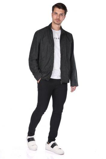 Markapia Men's Knitwear Jacket - Thumbnail