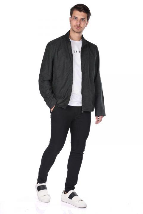 Markapia Men's Knitwear Jacket
