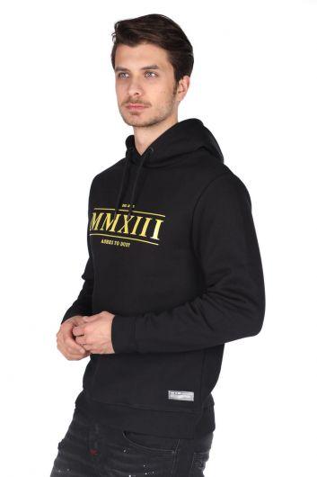Markapia Erkek Kapüşonlu Sweatshirt - Thumbnail