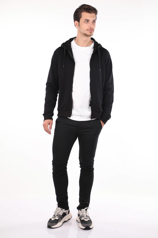 Markapia Kapüşonlu Erkek Sweatshirt