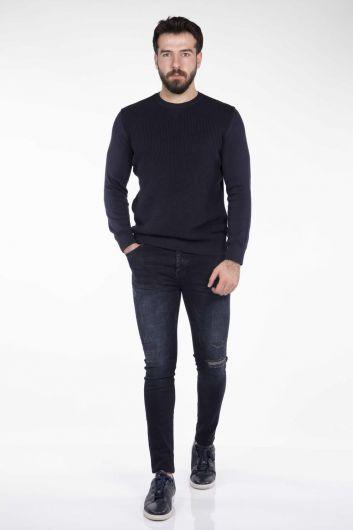 MARKAPIA MAN - Markapia Crew Neck Sweater (1)