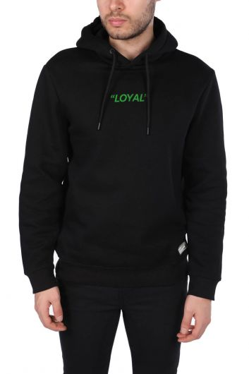 Markapia Loyal Kapşonlu Sweatshirt - Thumbnail