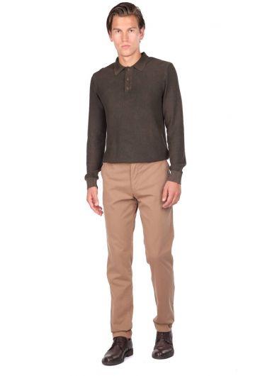 Мужские брюки чинос Markapia - Thumbnail