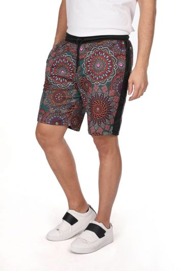 Markapia Patterned Shorts - Thumbnail