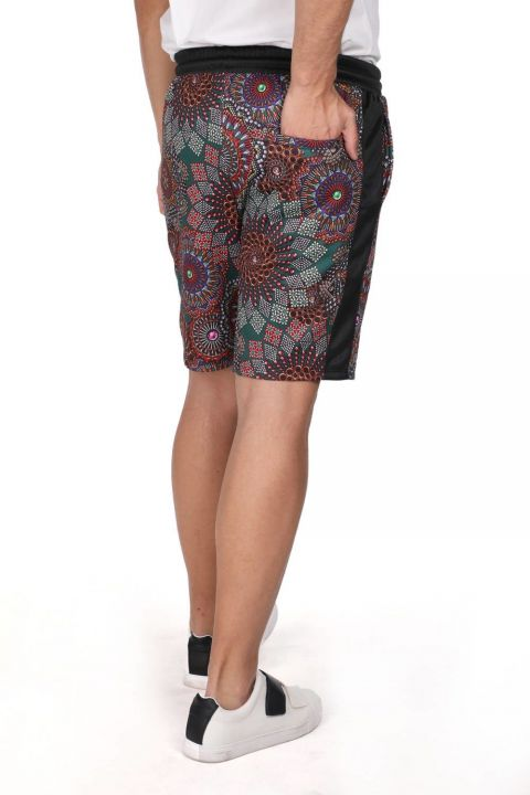 Markapia Patterned Shorts