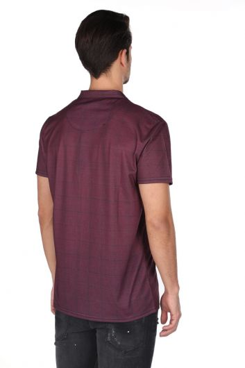 MarkapiaShort Sleeve Men's Shirt - Thumbnail