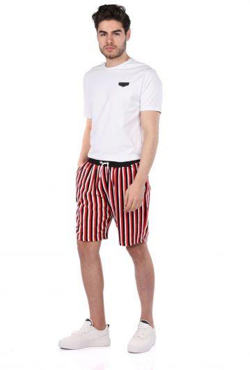 Markapia Striped Shorts - Thumbnail