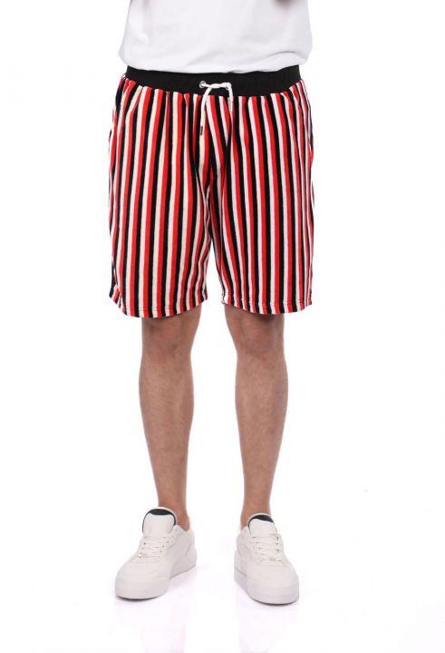 Markapia Striped Shorts