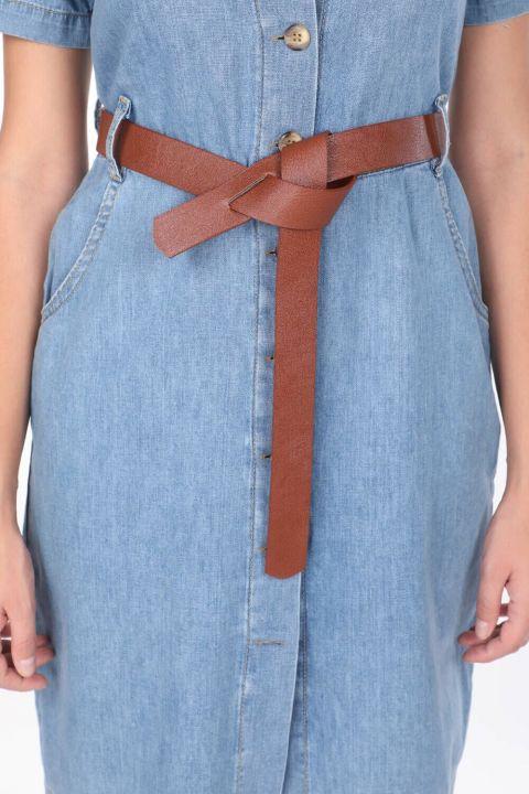 حزام نسائي مسطح