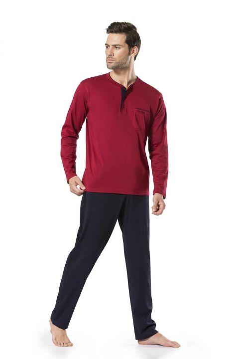 Pierre Cardin Men's Pajamas Set