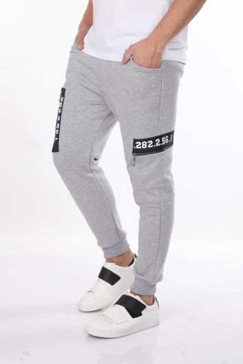 MARKAPIA - Men's Tracksuit Bottom (1)