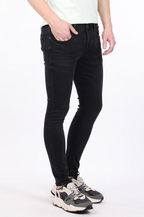 Men's Anthracite Skinny Jeans