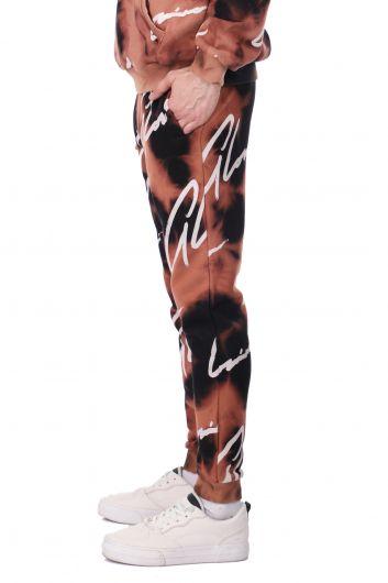 Men's Batik Sweatpants - Thumbnail