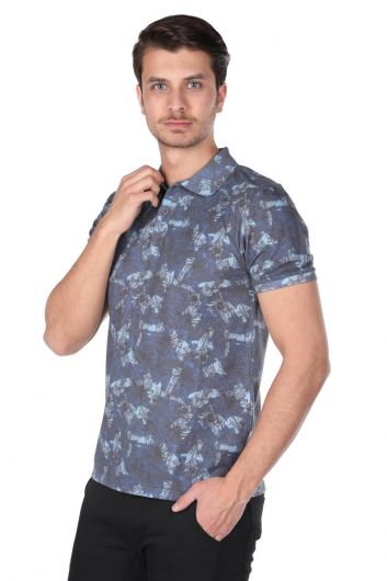 MARKAPIA - Мужская футболка с воротником-поло (1)
