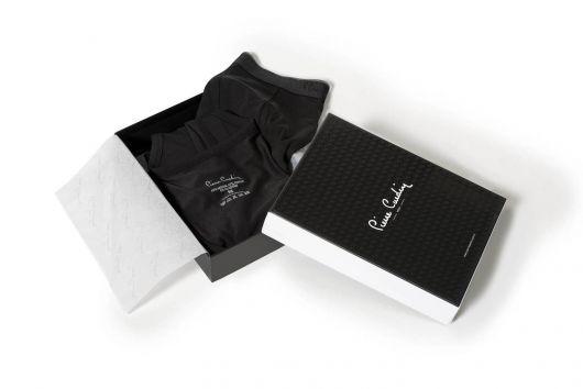 Комплект мужского нижнего белья-боксера Pierre Cardin для спортсменов стрейч - Thumbnail