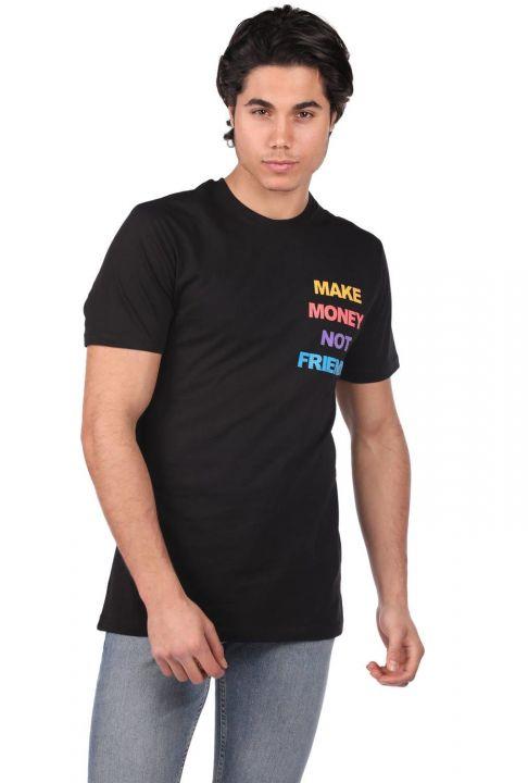Men's Crew Neck Stony T-Shirt