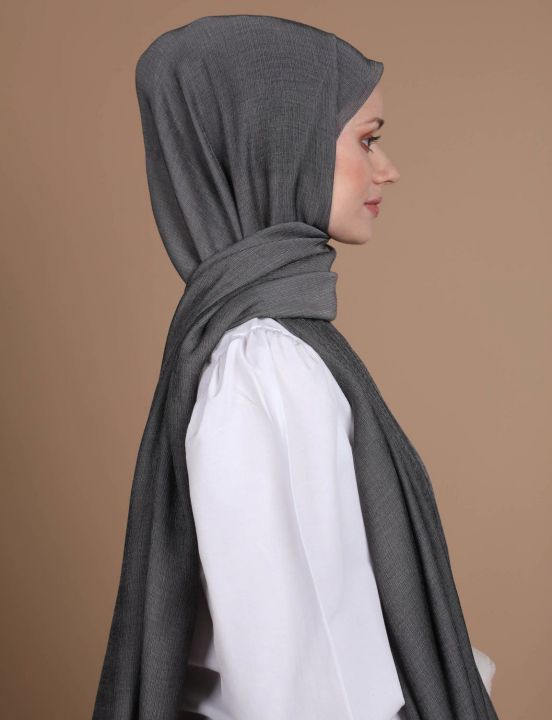 Meyra Women Gray Shawl