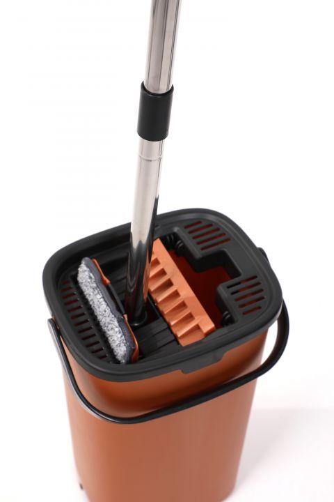 Mikrofiber Flat Mop Temizlik Seti