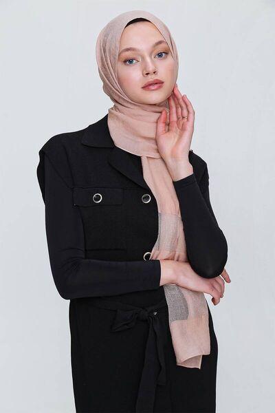 MİRAY - Жемчужный платок Miray New Onion Skin (1)