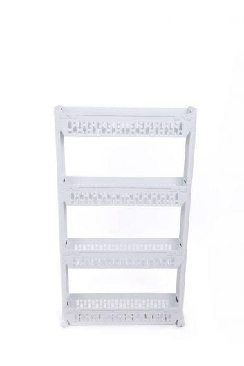 Многоцелевой органайзер для папок, белый цвет - Thumbnail