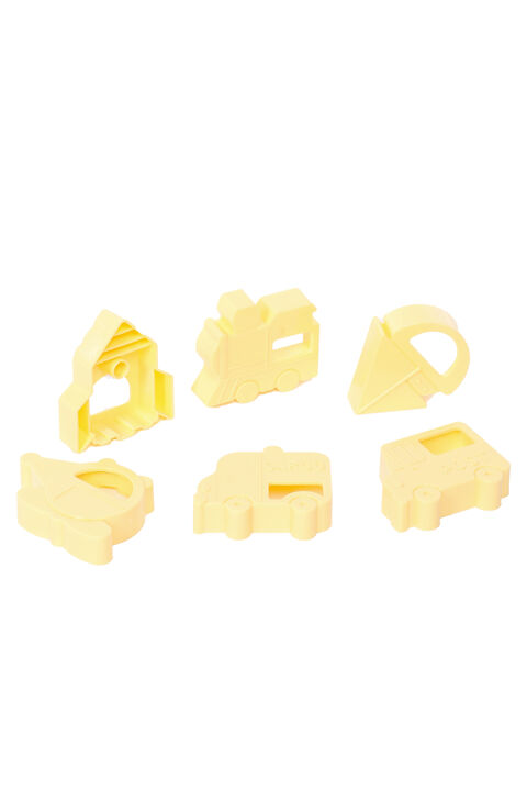 Форма для печенья с 6 частями