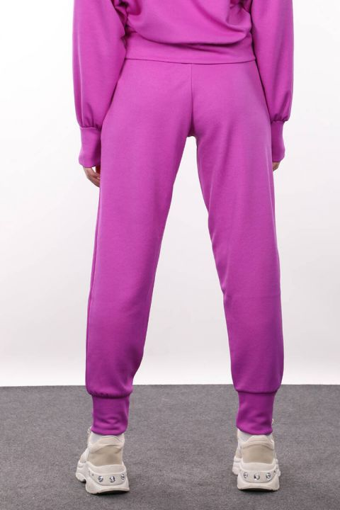 Neon Lila Jogger Women's Sweatpants