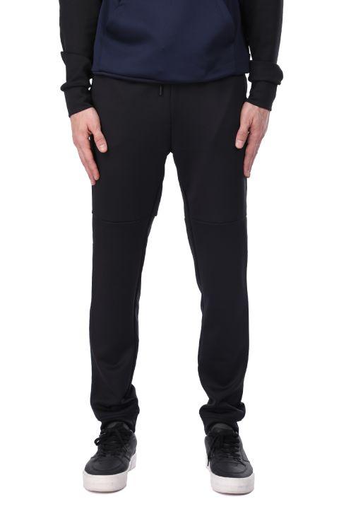 Мужские брюки с пробором