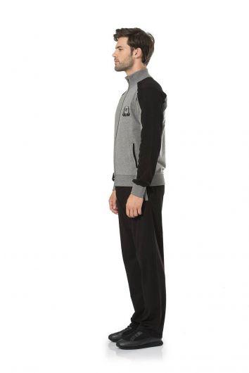 طقم بدلة رياضية للرجال من بيير كاردان - Thumbnail
