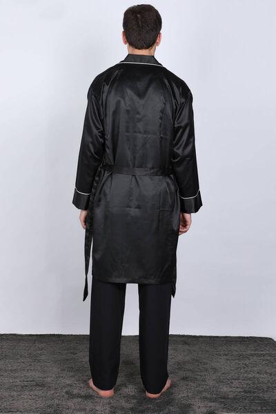 Pierre Cardin - Pierre Cardin Men's Satin Flare Comfort Set with 5 (1)