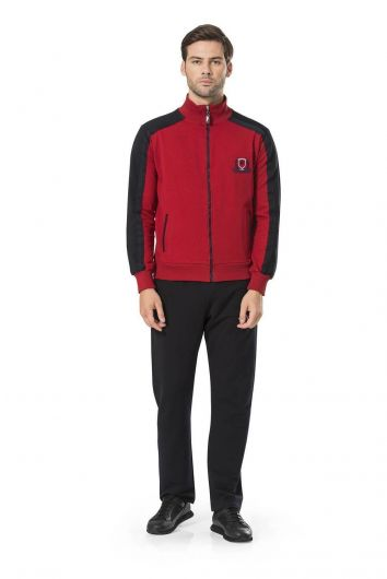 PİERRE CARDİN - Pierre Cardin Men's Tracksuit Set (1)