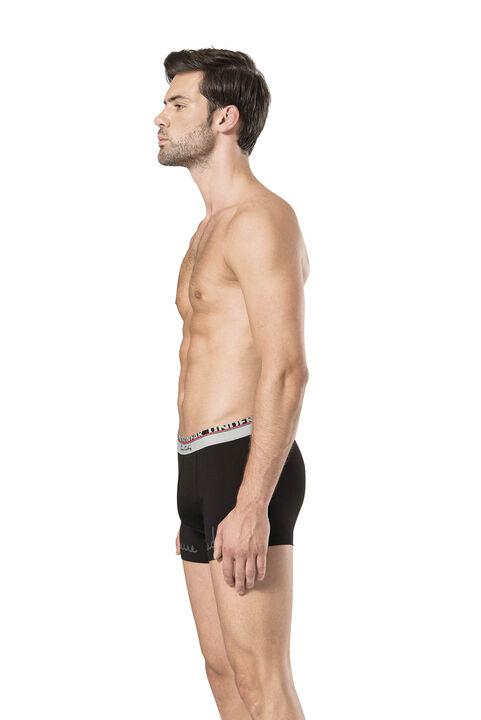 Pierre Cardin Men'sStretch Boxer 3 Pieces