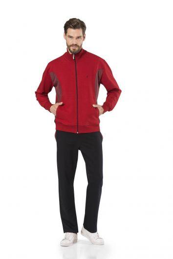 Мужской спортивный костюм Pierre Cardin на молнии - Thumbnail