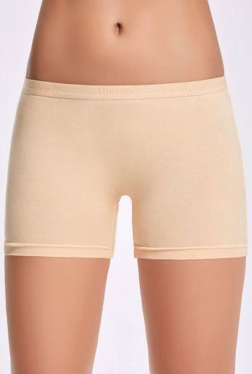 Principle 2255 Модальные женские шорты, леггинсы,10шт. - Thumbnail