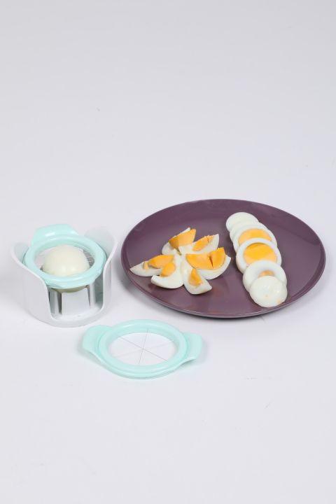 Практичный слайсер для яичного сыра