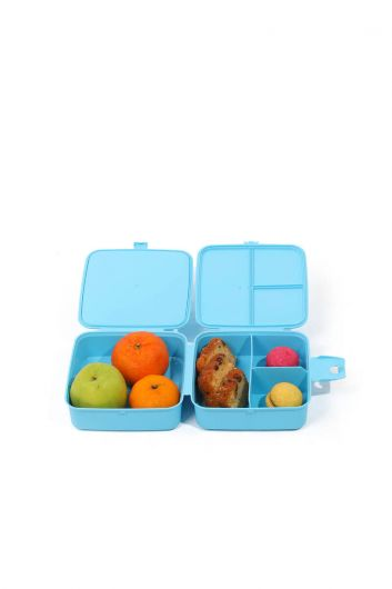 Practical Lunch Box with Lid - Thumbnail