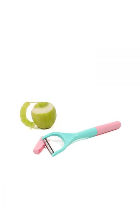 Practical Vegetable / Fruit Peeler Mint Green