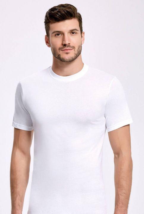 Принцип 1004 0 воротник белый спортсмен-мужчина 3шт.