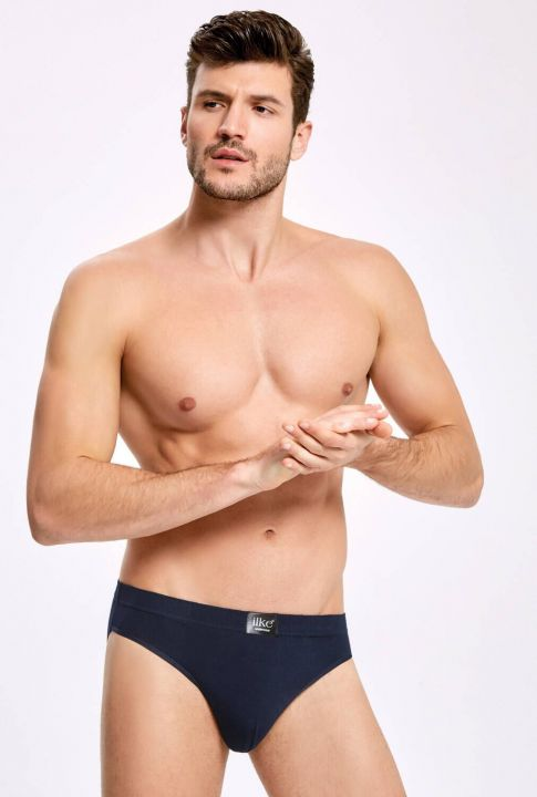 Principle 1607 Bamboo Slip Men's Underpants 3 Pieces