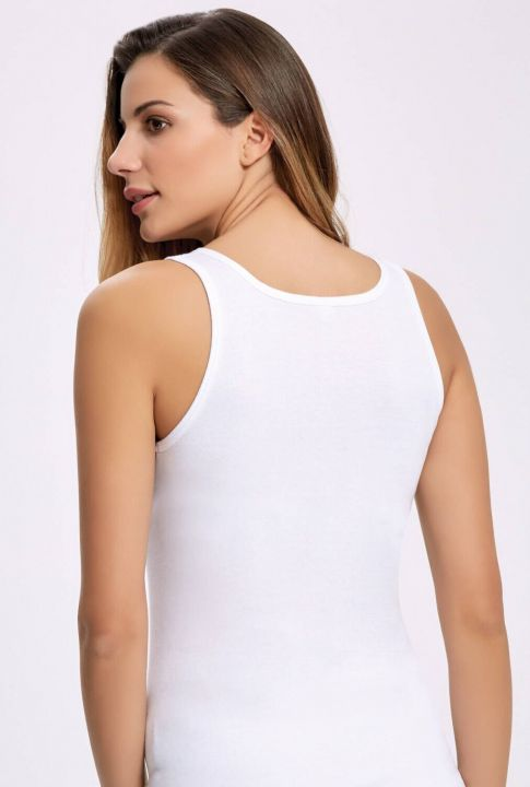 Principle 2206 Wide Strapped White Female Athlete5 Pieces