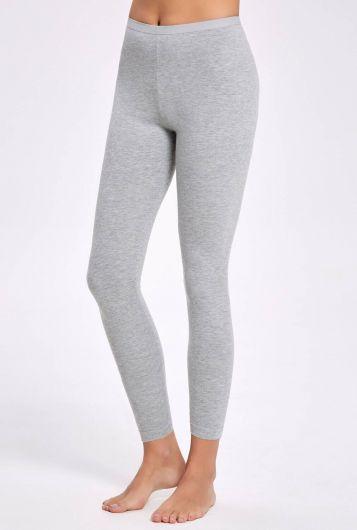 İLKE İÇ GİYİM - İlke 2245 Lycra Women's Long Leggings3Pieces (1)